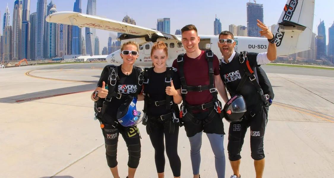 Skydive Dubai Image