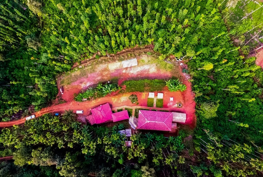 Mountainside Homestay With Trekking Experience In Chikmagalur Image