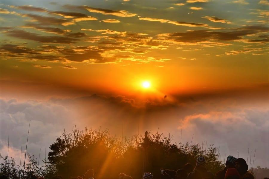 Anthargange Sunrise Trek Image