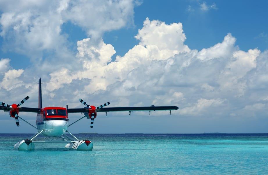 Plane Tour from Abu Dhabi to Dubai Image