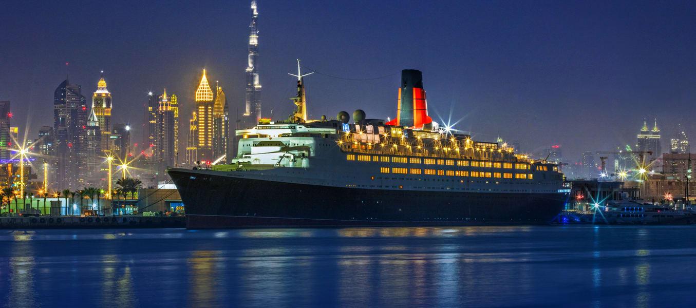 Queen Elizabeth 2 Heritage Tour Dubai Image