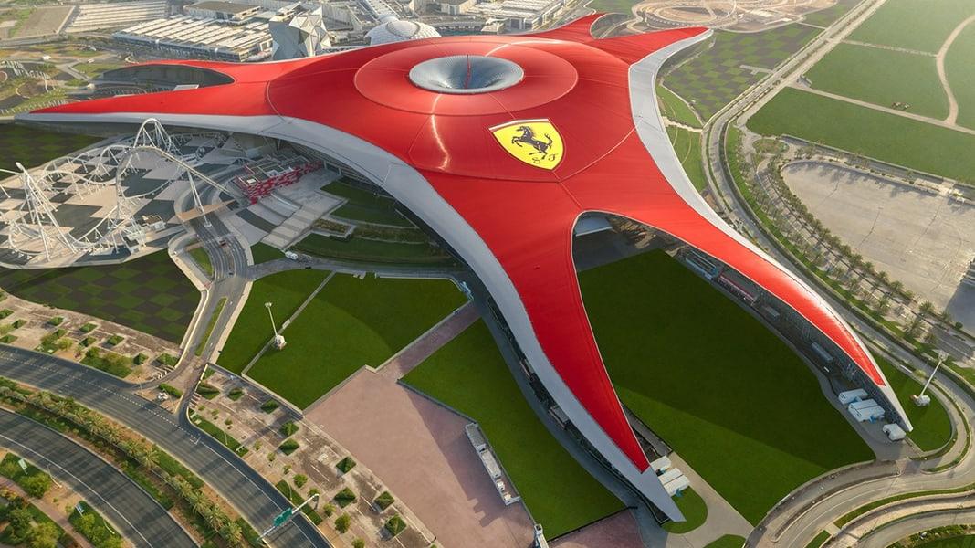 Ferrari World Tickets Image