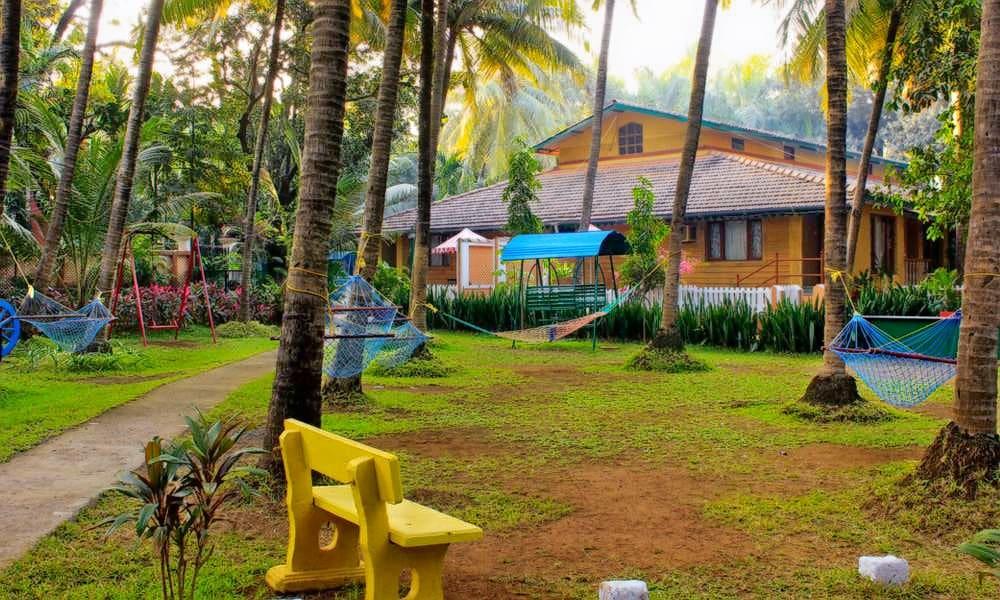 Sai Inn Resort Alibaug Image