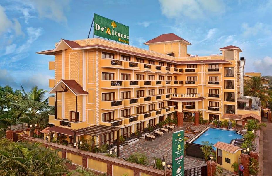 De Alturas Resort  Image