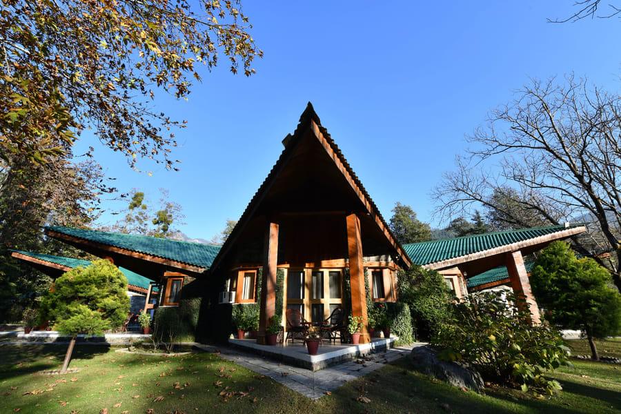 Span Resort Manali Image