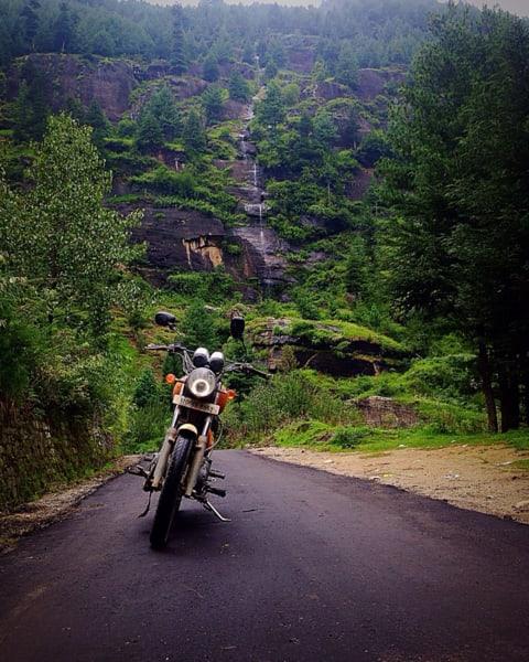 Meghalaya Bike Tour Image