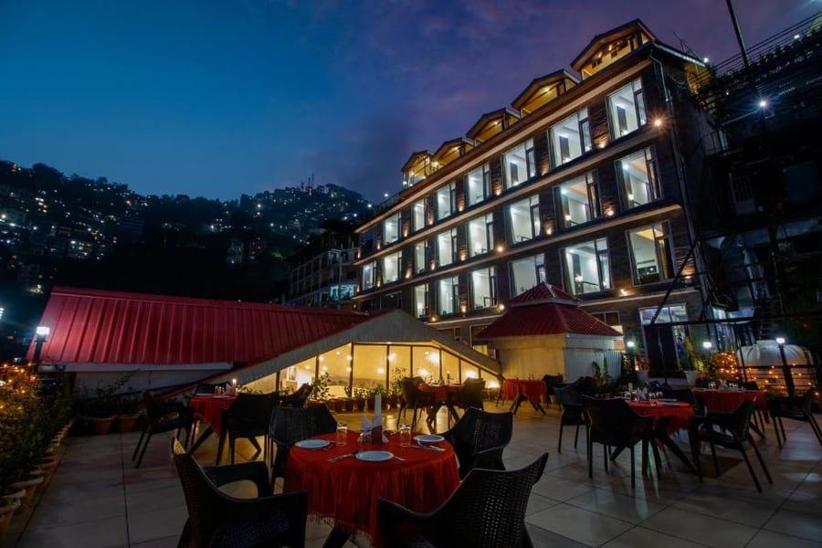 Snow Valley Resorts Shimla Image