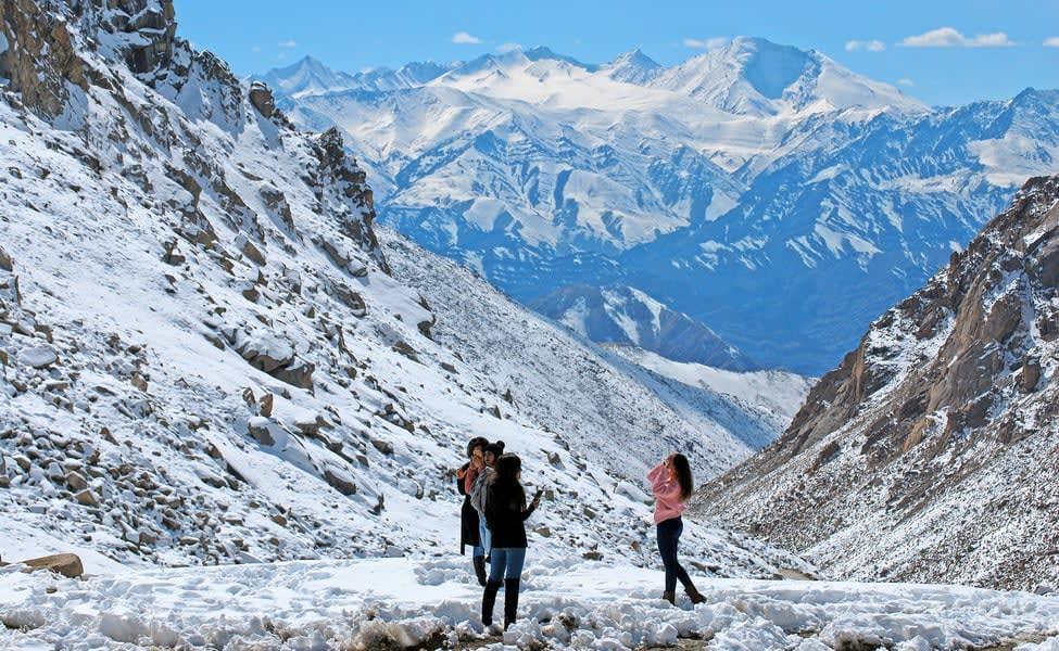 Thrilling Leh Ladakh Tour with Pangong Lake Image