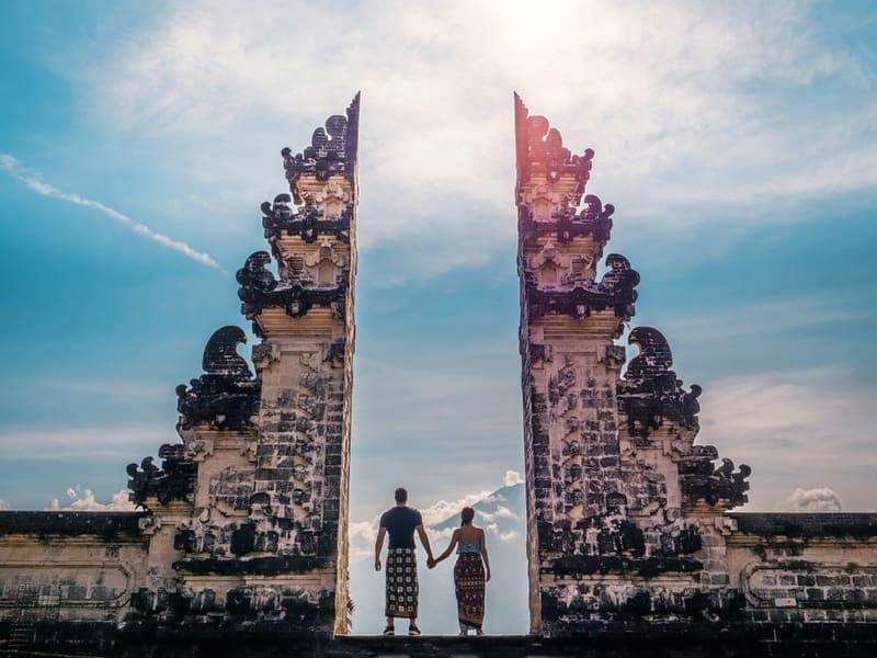 Cheap Bali Honeymoon Package Image