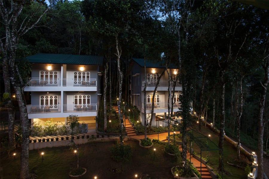A Hideaway Tucked Amidst Tea Estates of Munnar Image
