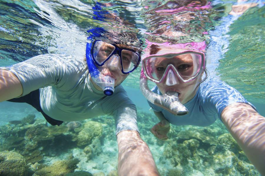 Snorkeling In Pattaya Image