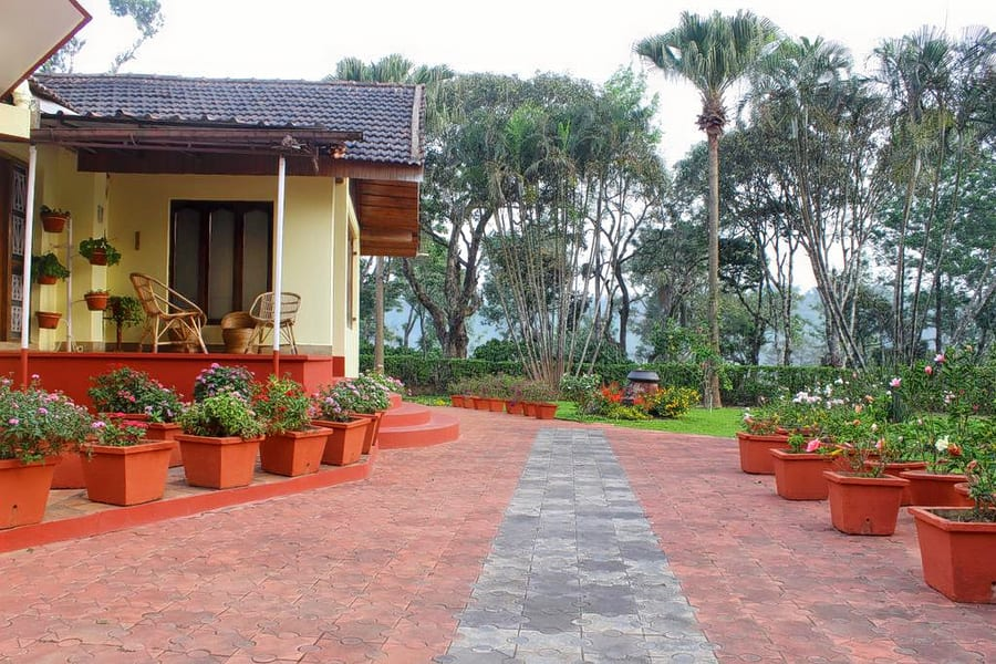 A Scenic Bungalow Escapade in the lush greens of Coorg Image