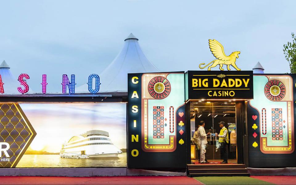 Big Daddy Casino Image