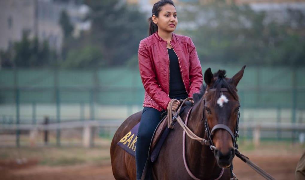 Horse Riding In Mysore Image