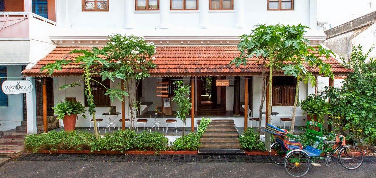 Maison Perumal Image