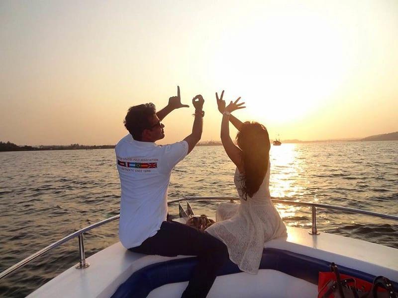 Private Luxury Cruise In Goa Image