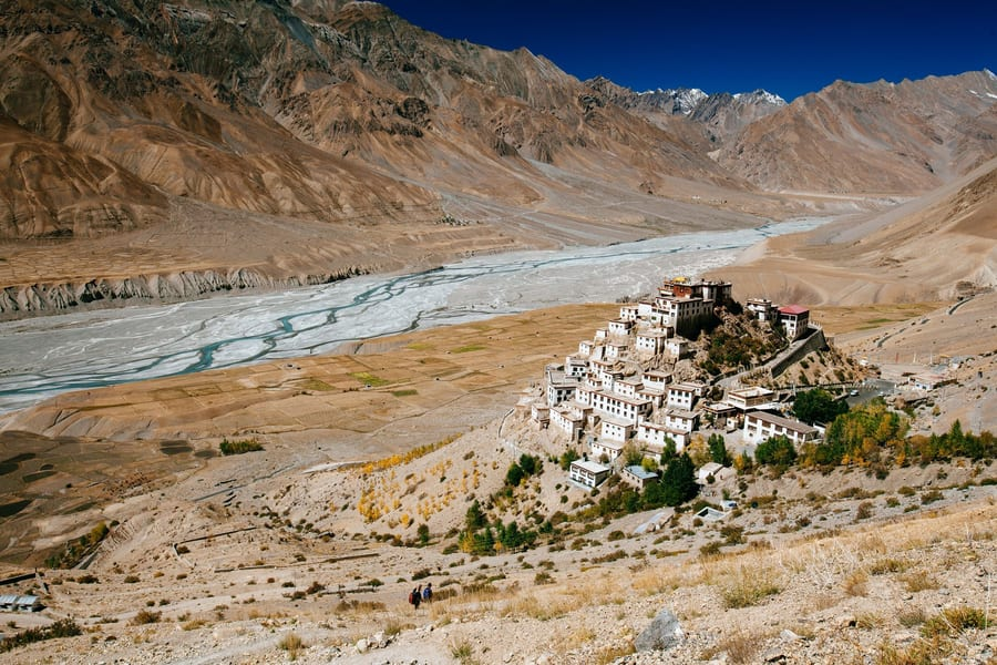 Spiti Valley Tour Package from Delhi Image