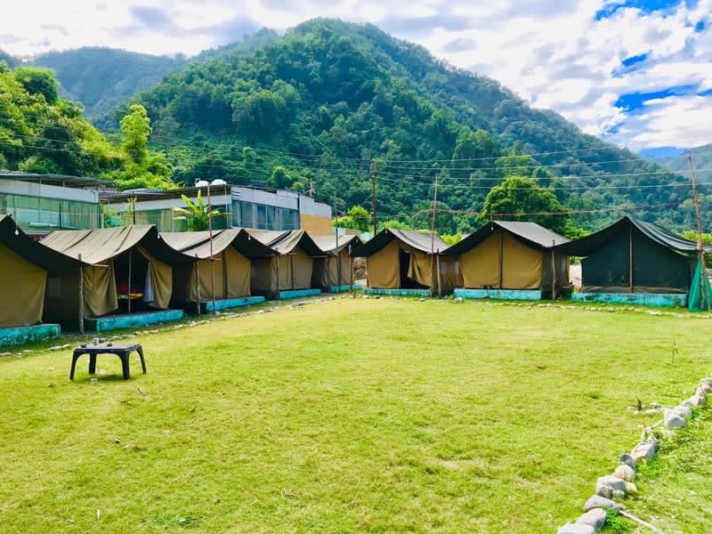 Valley View Camping Rishikesh Image