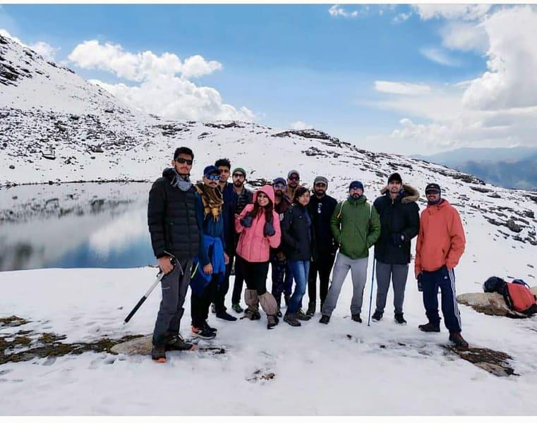 Bhrigu Lake Trek Image