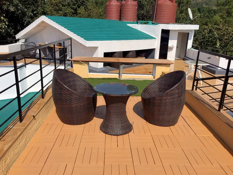 Lake View Villa with Private Pool In Kamshet Image