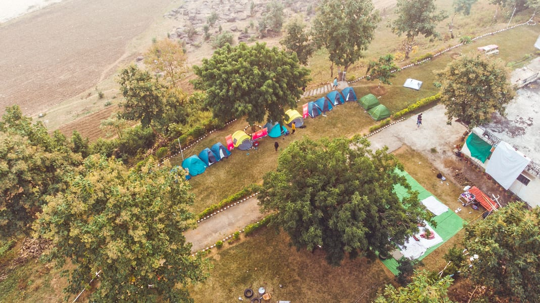 Adventure Camping In Bhopal  Image
