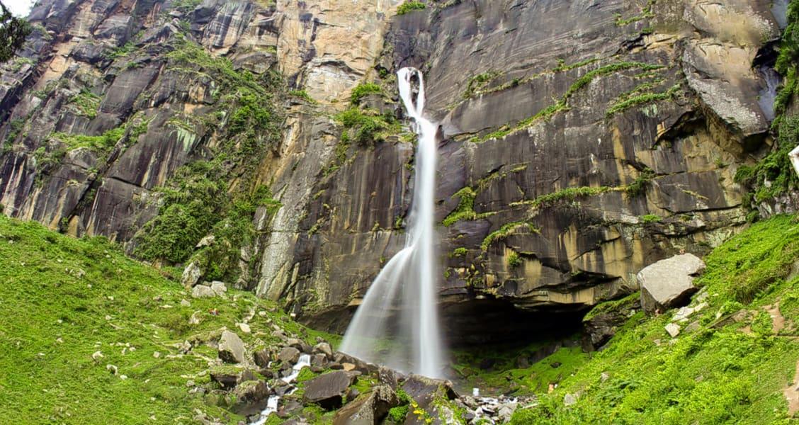 Jogini Waterfall Trek Image
