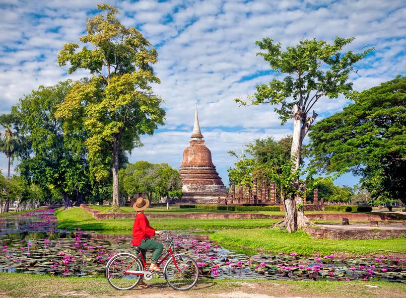 Cycling and 4wd in Munduk Langki in Bali Image