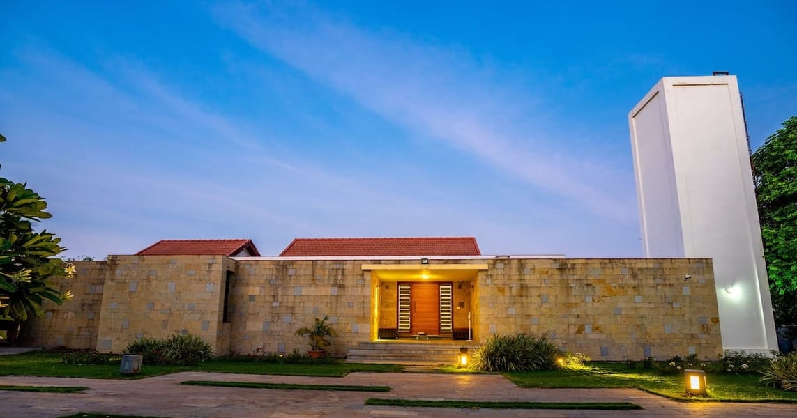 A Relaxing Villa Retreat With Scenic Valley Views In Nashik Image