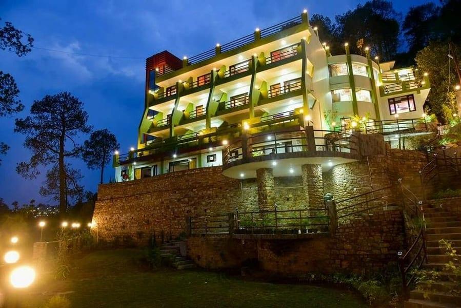 Xomotel Sunita Himalayan Paradise Image