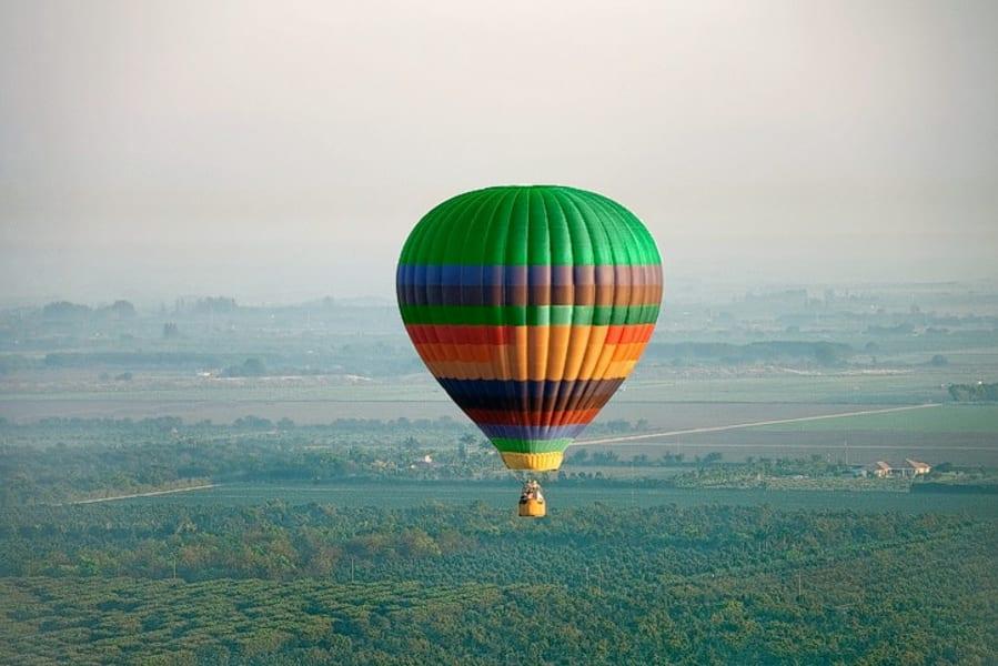 Hot Air Balloon Goa Image