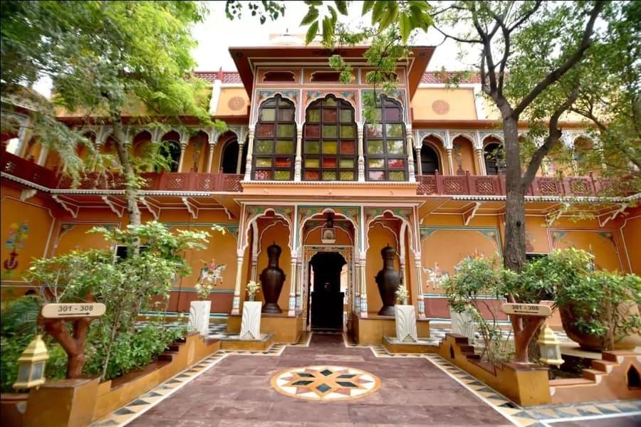 Chokhi Dhani Tour In Jaipur Image