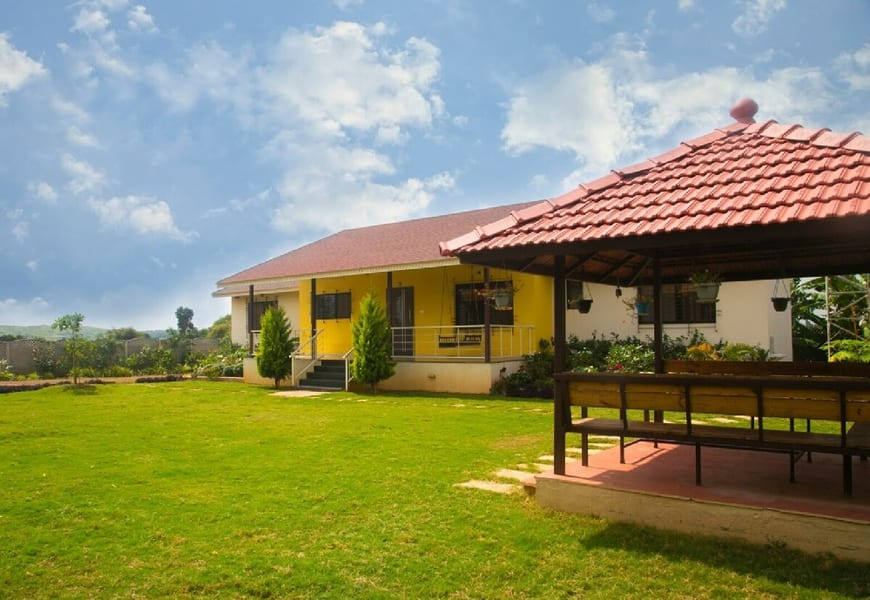 A Peaceful Villa Stay with Farm Views in Nashik Image