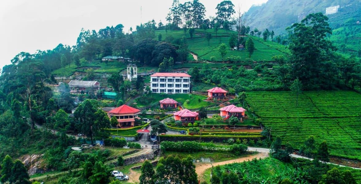 Hilltop Homestay In Munnar Image