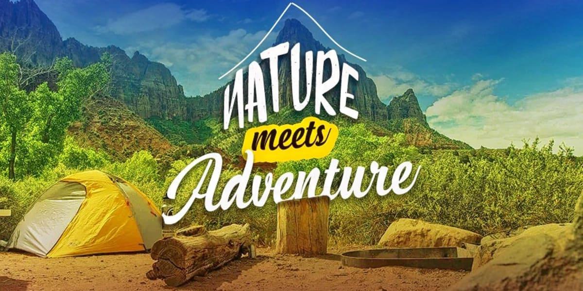 Nature Adventure Camp in Kanakapura Image