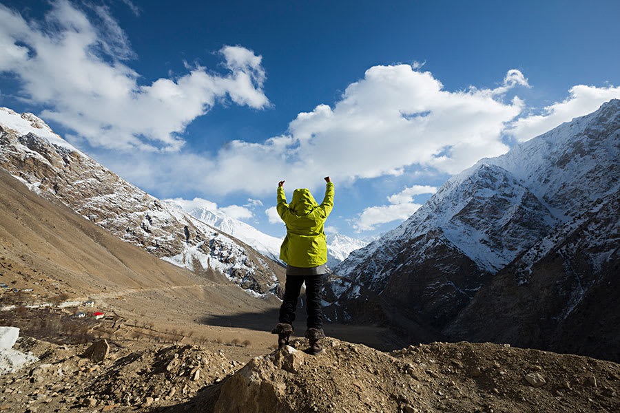 Spiti Valley Tour Package from Manali Image