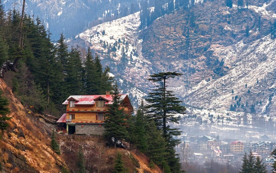 A Cozy Homestay with snow-capped mountain views in Manali Image