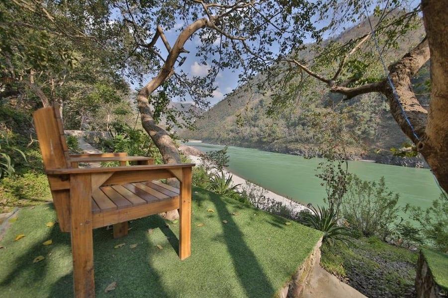 Namami Ganges Resort Image