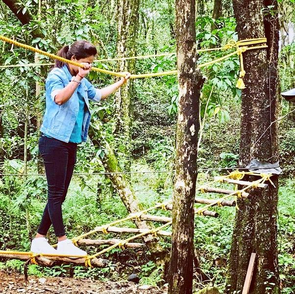 Wildnwoods Nature Camp Sakleshpur Image