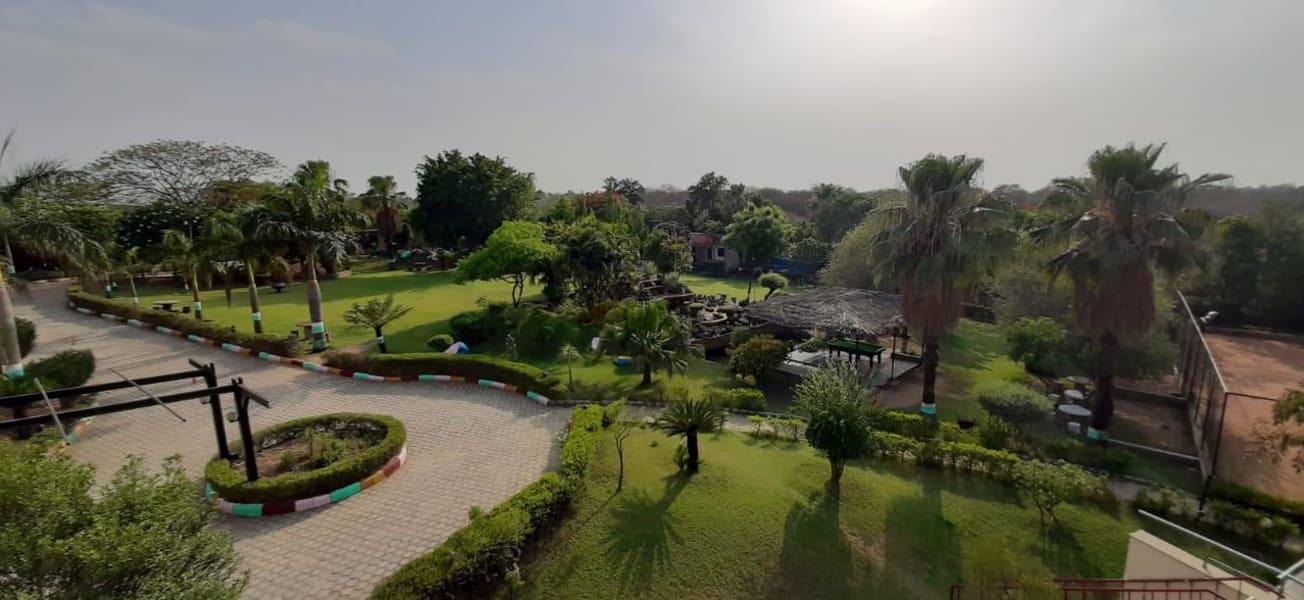 Kingfisher Aravali Resort Image