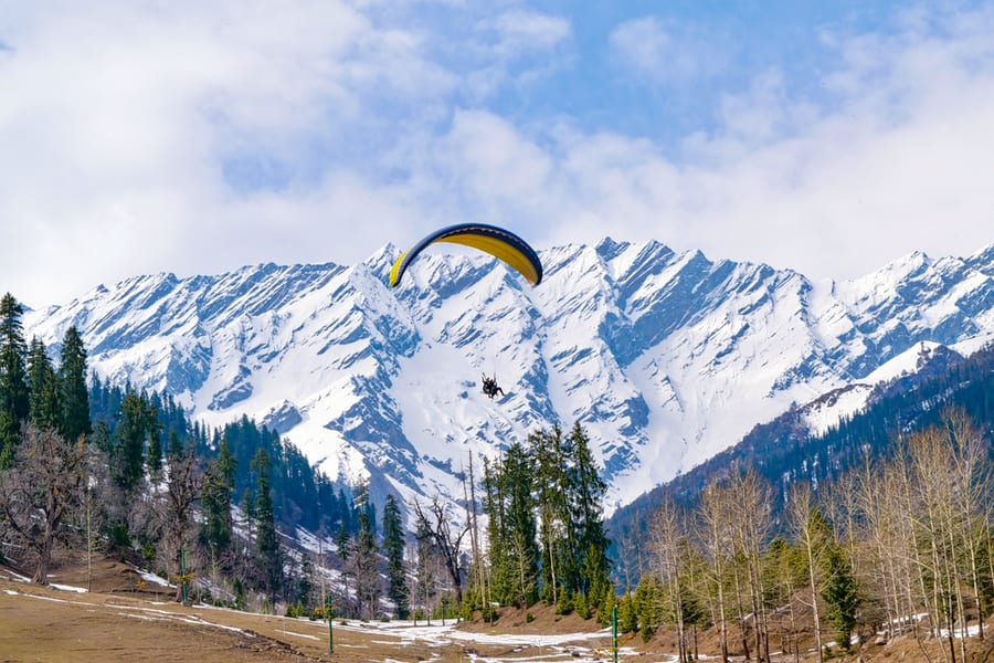 Himachal Tour Package From Delhi Image