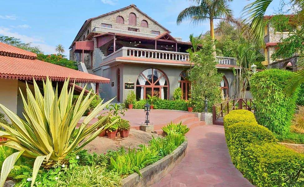 Cama Rajputana Club Resort Image