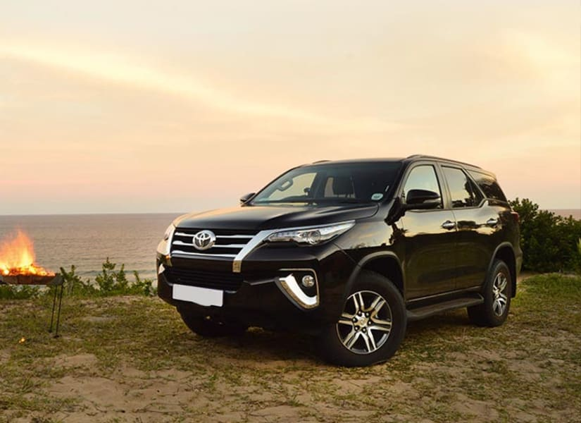 Rent A Suv In Goa Image