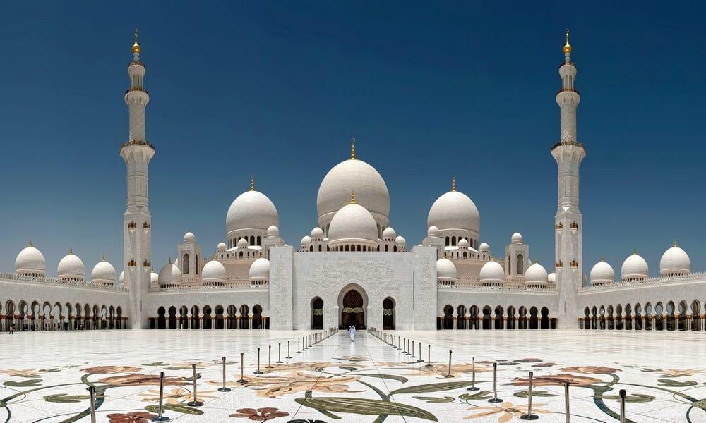 Abu Dhabi City Sightseeing Tour Image