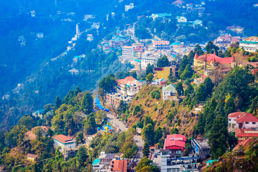 Mussoorie Tour Package Image