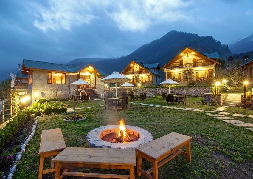 Larisa Resort Manali Image
