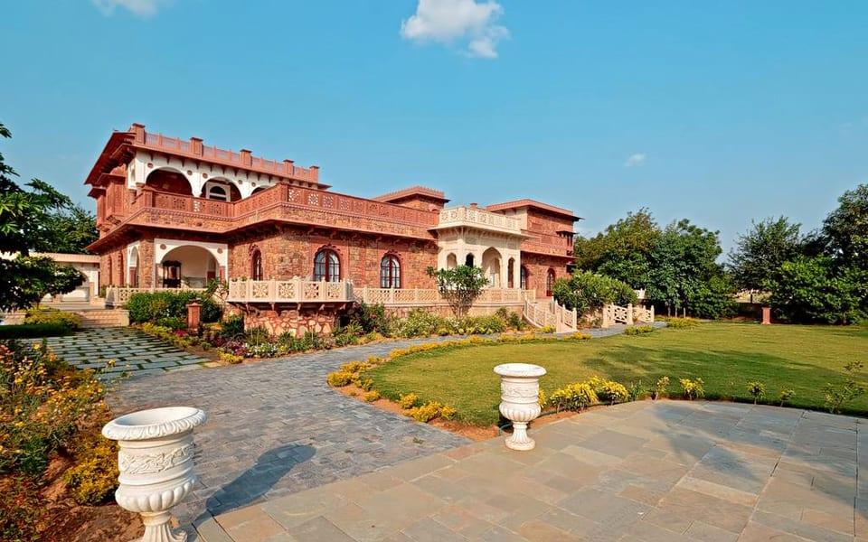 Khas Bagh Jaipur Image