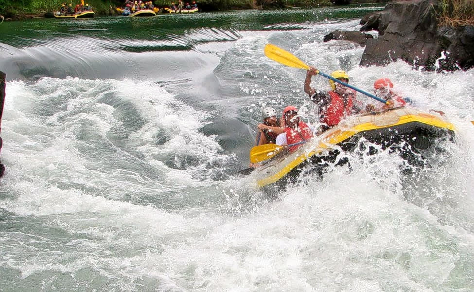 Teesta River Rafting Image