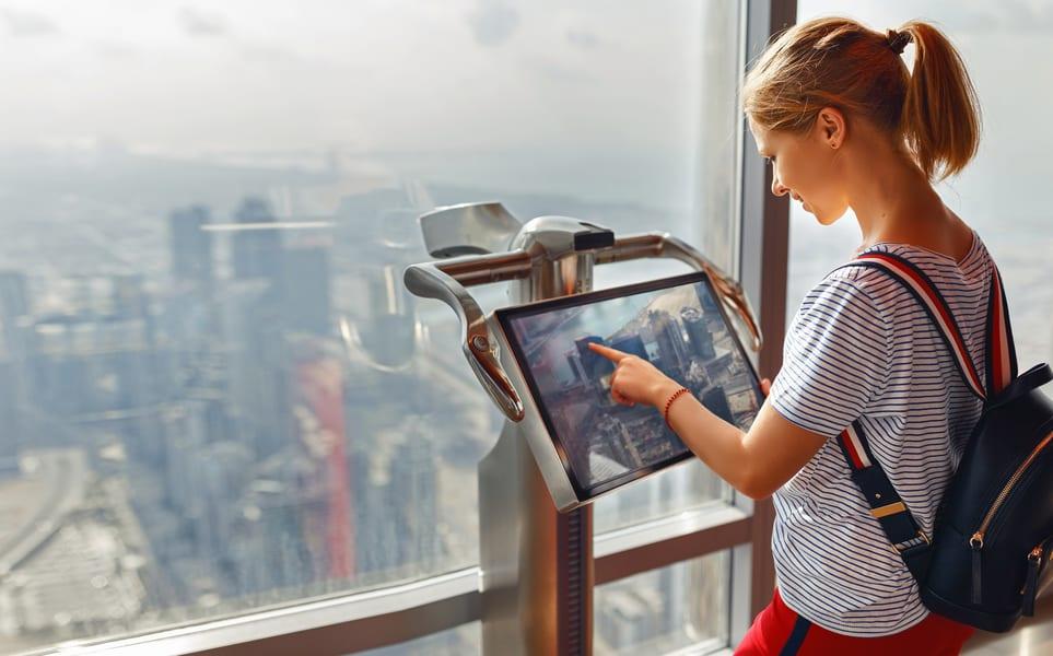 Burj Khalifa Tickets With Transfers Image