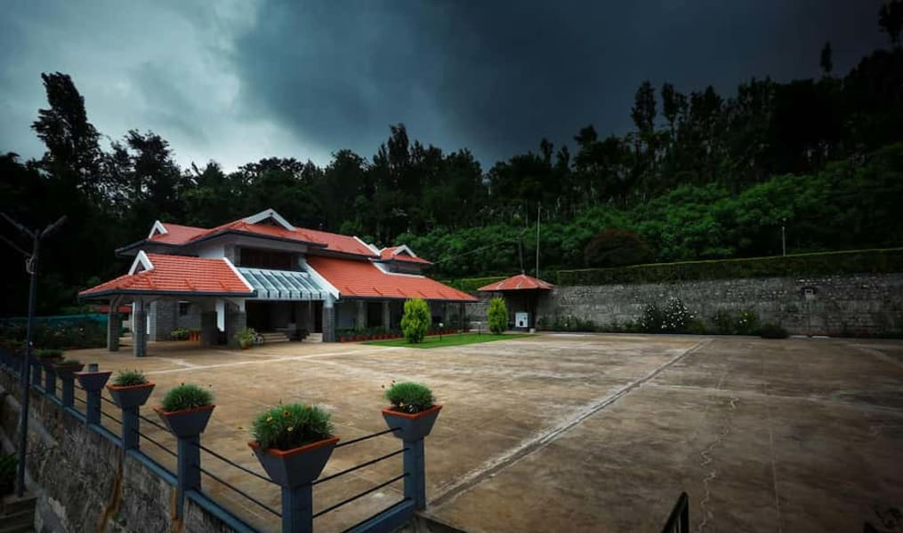 A Delightful Stay Amidst Lush Greenery Of Chikmagalur Image