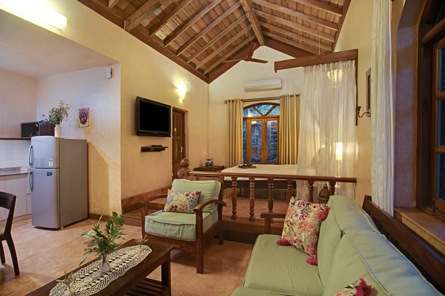 An Exotic Hideout In The Wilderness of Goa Image
